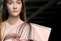 {Runway Romance} / Couture Runway shows that inspire and uplift the spirits. Attention to detail and inspiration are key.