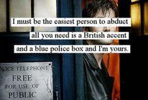 I finally found my Doctor / by Allison Hale