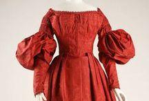 Fashion In Time / Historical fashion
