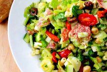 |~Salads~| / by Emily Su