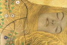 Artiste Gustav Klimt / Peinture