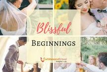 Blissful Beginnings Weddings / Destination Weddings are getting more and more popular as couples seek to incorporate the exotic tropical islands and beaches to their wedding decor. Create a cozy and intimate wedding for less than the cost of a wedding in your local town.