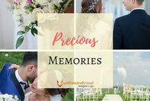 Precious Memories Weddings / Wedding moments should be cherished forever. There are so many memories that you will remember for the rest of your life. White Sand Travel can help you create our vision of the most memorable wedding or honeymoon!