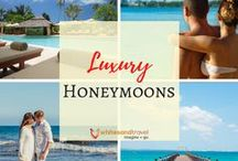 Luxury Honeymoons / All-Inclusive resorts offer amazing value for unforgettable romance. Maybe you never believed that luxury could be this affordable. BUT, it is! That's what makes these luxury honeymoons a great option for your after-wedding get away.