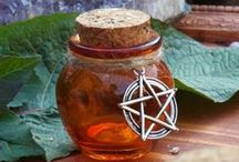 Wiccan Spells & Bos / by WiccaChickie