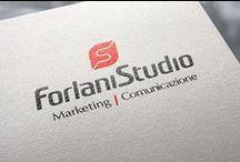 Emotional brands / Alcuni applicativi dei loghi da noi progettati.  Altri li trovi sul nostro sito: http://www.forlanistudio.it/comunicazione/portfolio/