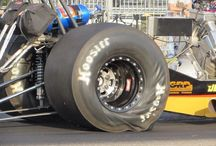 Dragster from hills race / Motori