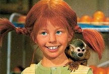 PIPPI LONGSTOCKING / Rolemodel for strong women.