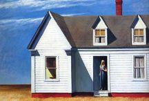 Artiste Edward Hopper