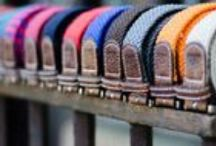 Braided Belt - Billy Belt / The original and highest quality braided belt around, made in France with love. Lots of colour choices!