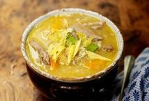 Sometimes soup