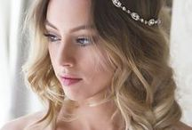 Wedding Hair and beauty / From a simple updo to loose curls (and everything in between), these are wedding hair styles we love for inspiration on your big day.