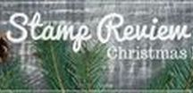Christmas Pines (Dec 5 2016) Stamp Review Crew