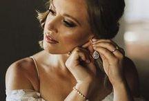 VINTAGE ROMANCE / Classic bridal looks with a romantic vintage feel.