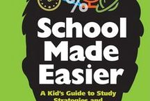 Back to School / Books offering guidance for children and their parents on topics related to school.