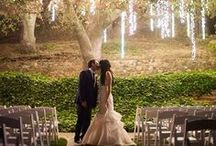 EVENING WEDDING / Brighten up the night with your love
