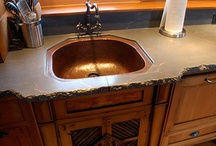 Kitchens Concrete Countertops / by James McGregor