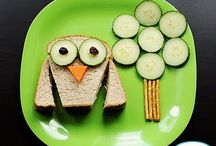 Fun Food For Kids / by Carly
