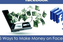 Easy ways to make money on FACEBOOK / by Maria Marry
