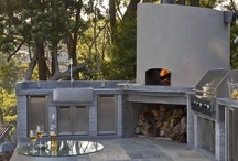 Concrete BBQ's & Outdoor Bar Tops / by James McGregor