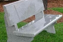 Cocnrete Benches / by James McGregor