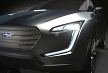 Subaru Concept Cars / Concept cars from Subaru Motor Company