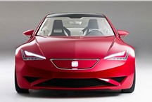 SEAT Concept Vehicles / Concept cars from SEAT Motor Company
