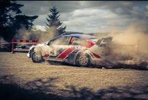 SGP Motorsport Rally Cars