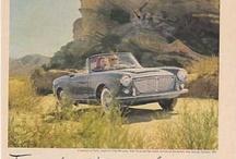 Fiat Vintage Ads