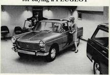 Peugeot Vintage Ads