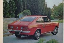 Nissan Vintage Ads
