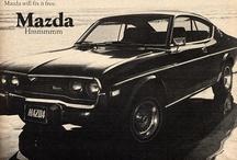 Mazda Vintage Ads