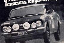 Subaru Vintage Ads