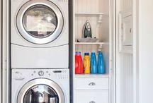 Laundry Closet / by Carly