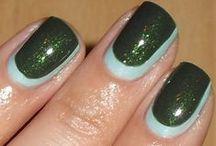 my nails / notd