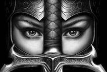 Fantasy Board / Fantasy fan art, photoshop styles,..and more...