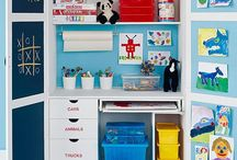 Craft Space / by Carly