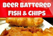 B - FISH and SEAFOOD