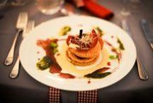Traiteur / Cocktail, mise en bouche, entrée, buffet, repas sur assiette, buffet de desserts…  Tout autant de mets,  sélectionnés selon vos goûts, qui sauront ravir vos convives durant vos événements !