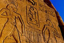 Ancient Egypt / Temples, Pharaohs, hieroglyphs