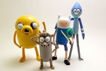 Adventure Time & Regular Show / Cartoon. / by Patrícia Marques