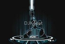 TRON Mashups / Enter The Grid with DJKopet and his classic Tron mashups!