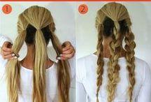 estilos de cabello: cortes,tintes y peinados / cabello bonito / by jessie creickner