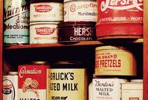 Vintage typography & packaging