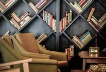 Bookcases and Nooks
