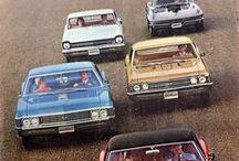 Cars / Mostly American classics