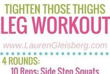 Leg Workouts.