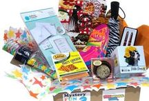 Mystery FUN Box - Box of the Month / Mystery FUN Subscription Boxes