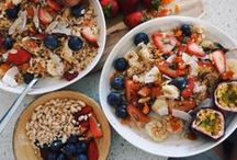 Breakfast / I'm a morning person, and these recipes are sure to make you one too!