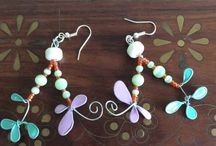 DIY / Wire and beads with a whimsical twist!
